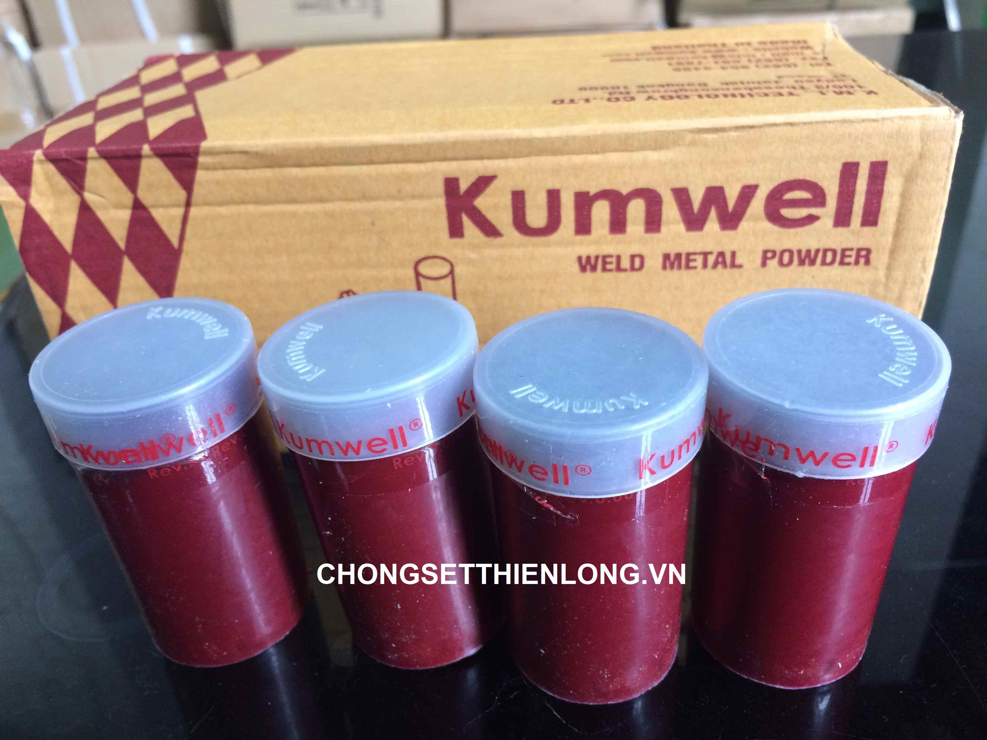 Thuốc hàn hóa nhiệt Kumwell (Thái Lan)